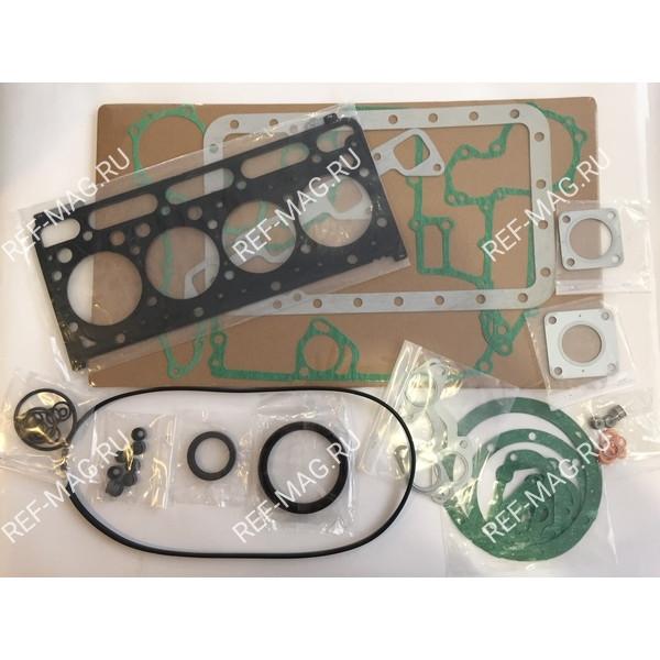 Комплект прокладок ДВС CT 4-134Di Vector, RI-25-15393-00АК Двигатель