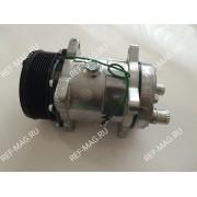 Компрессор поршневой SD-серии, 5Н14 24v,PV8,выходы горизонтальные, RC-U0824