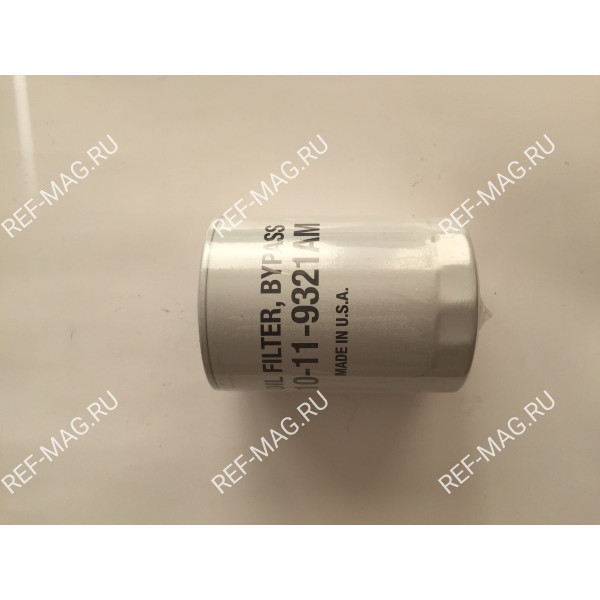 Фильтр маслянный байпас ТК 3.66, RI-11-9321
