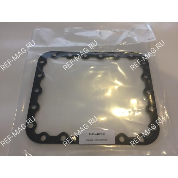 Прокладка поддона компрессора 06D металл, RI-17-44129-00
