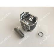 Поршень в комплекте с пальцем для ДВС Vector 4.134 DI (0,25мм), RI-25-39428-00