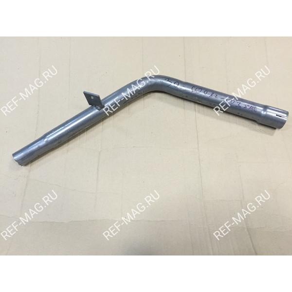 Промежуточная выпускная труба ДВС MAXIMA под 38 диаметр, RI-30-60082-0038АС
