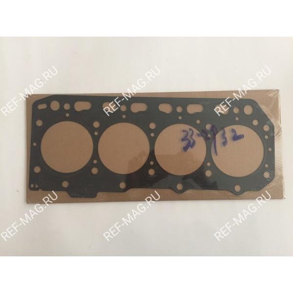 Прокладка ГБЦ для ДВС YANMAR ТК 4.86 , RI-33-2932А