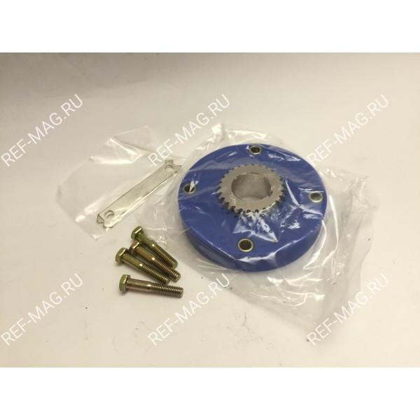 Муфта соединительная ДВС-компрессор 4 болта, RI-48-50003-00