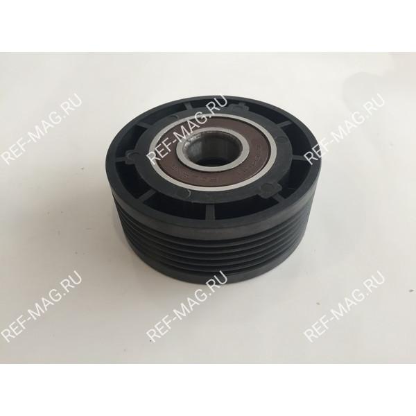 Ролик натяжителя, поликлиновой, пластик SL, RI-77-2936A